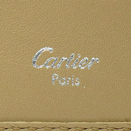 Cartier(까르띠에) L3000664 트리니티 3단 중지갑