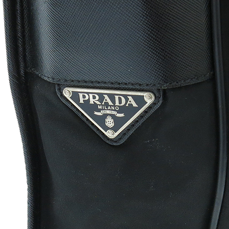 Prada(프라다) V158 패브릭 메신져 크로스백