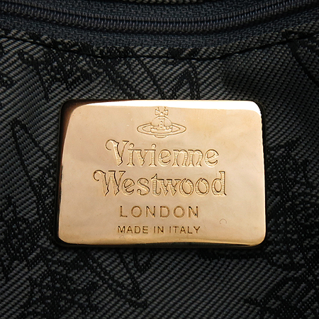 Vivienne_Westwood (비비안웨스트우드) 타탄체크 미디움 종가방