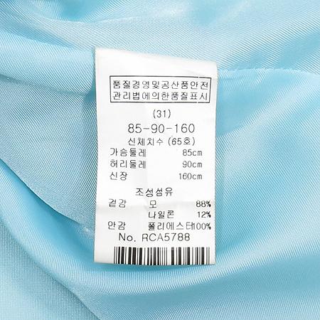 RENEEVON(레니본) 민트컬러 3버튼 코트 이미지4 - 고이비토 중고명품