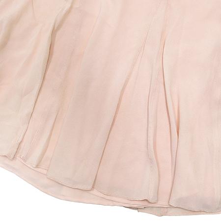 MICHAA(미샤) 실크 핑크 컬러 스커트 이미지3 - 고이비토 중고명품