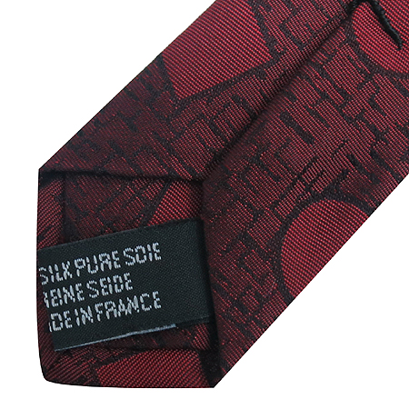 SAINT LAURENT PARIS(생로랑파리) 100% 실크 넥타이