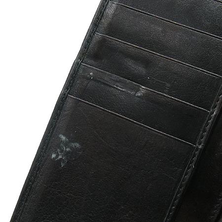 Gucci(구찌) 159641 금장 장식 GG 로고 자가드 장지갑
