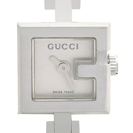 Gucci(구찌) 102 YA102506 미니 G로고 스틸 여성용시계
