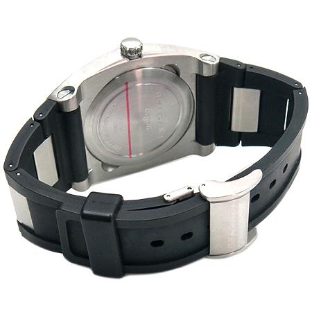 Bvlgari(불가리) ERGON (에르곤) EG40S XL 오토매틱 남성용 우레탄 밴드 시계
