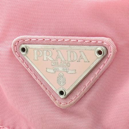 Prada(프라다) B4650 패브릭 원 포켓 백팩