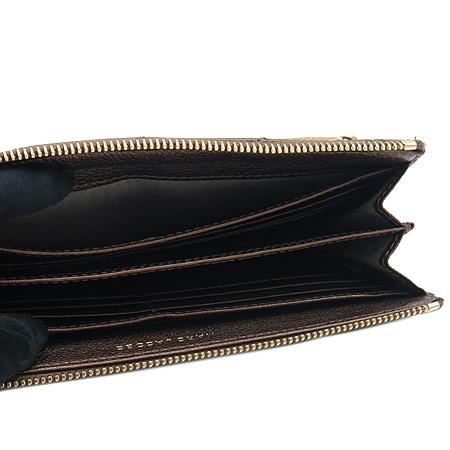 Marc_Jacobs(마크 제이콥스) 투포켓 금장 버클 베네치아 장지갑