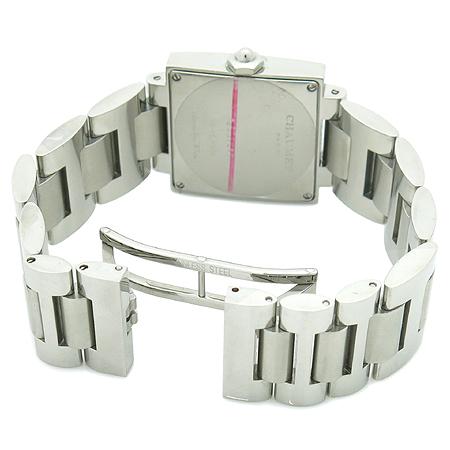 CHAUMET(쇼메) 사각 스퀘어 여성용 스틸 시계