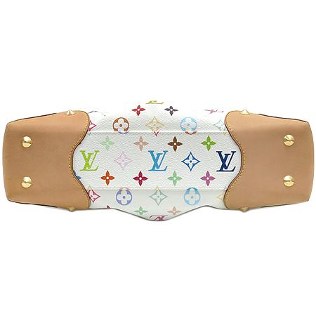 Louis Vuitton(루이비통) M40255 모노그램 멀티 컬러 화이트 주디 MM 숄더백 [명동매장]