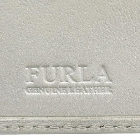 FURLA(훌라) 165587 벨트 장식 패브릭 중지갑