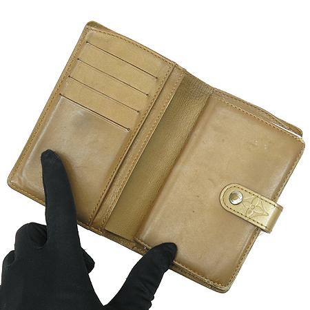 Louis Vuitton(루이비통) M65157 모노그램 베르니 프렌치 퍼스 중지갑