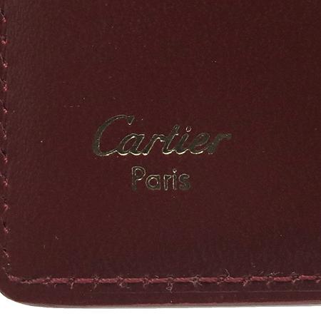 Cartier(까르띠에) L3000452 루비 라인 6홀더 키케이스 이미지4 - 고이비토 중고명품