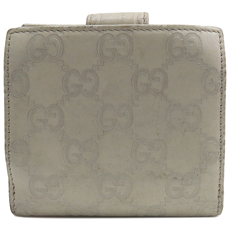 Gucci(구찌) 233021 GG 시마 레더 로고 반지갑