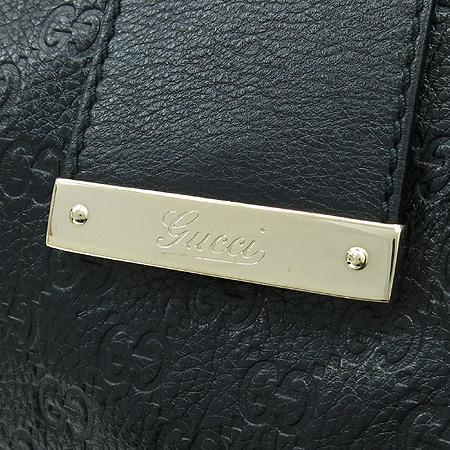 Gucci(구찌) 211933 GG 로고 시마 레더 호보 숄더백