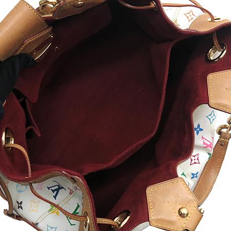 Louis Vuitton(루이비통) M40123 모노그램 멀티 컬러 화이트 우슐라 숄더백