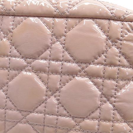 Dior(크리스챤디올) M9802PVRK 카나쥬 퀼팅 금장 버틀 페이던트 금장 체인 숄더백 [부산센텀본점] 이미지6 - 고이비토 중고명품