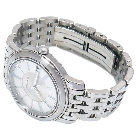 Tiffany(티파니) MARK (마크) 오토매틱 스켈레톤 스틸 밴드 남성용 시계 [대구반월당본점] 이미지2 - 고이비토 중고명품