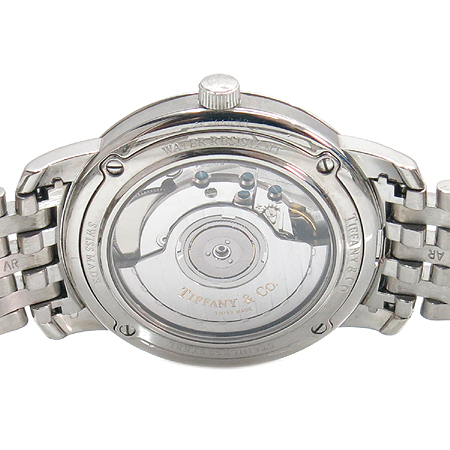 Tiffany(티파니) MARK (마크) 오토매틱 스켈레톤 스틸 밴드 남성용 시계 [대구반월당본점] 이미지4 - 고이비토 중고명품