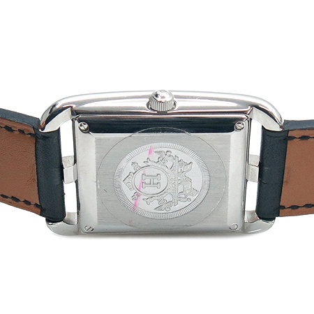 Hermes(에르메스) CC1.710 CAPE COD (케이프코드) 오토메틱 남성용 더블 밴드 시계