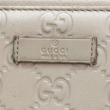 Gucci(구찌) 224249 GG 로고 시마 레더 짚업 중지갑 [강남본점] 이미지6 - 고이비토 중고명품