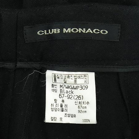 CLUB MONACO(클럽모나코) 블랙컬러 3버튼 정장