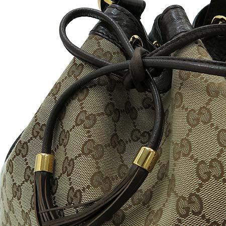 Gucci(구찌) 223951 GG로고 패브릭 숄더백 [압구정매장]
