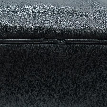 D&G(돌체&가바나) BW0116 원포켓 은장 플래이트 레더 토트백