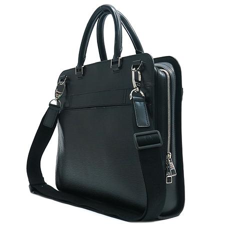 Louis Vuitton(루이비통) M54032 에삐 블랙 레더 바사노 MM 서류가방 + 숄더스트랩 [강남본점]