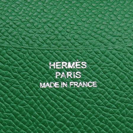 Hermes(에르메스) 그린 율리쎄 쁘띠 다이어리
