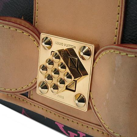 Louis Vuitton(루이비통) M40306 모노그램 멀티컬러 블랙 파띠 숄더백 이미지4 - 고이비토 중고명품