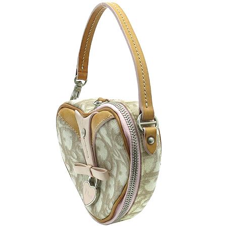 Dior(크리스챤디올) 러브 하트 로고 PVC 미니 파우치백 [강남본점] 이미지2 - 고이비토 중고명품