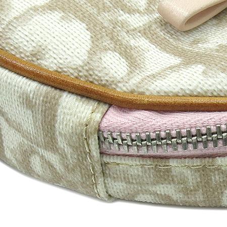 Dior(크리스챤디올) 러브 하트 로고 PVC 미니 파우치백