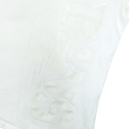 Calvin Klein(캘빈클라인) 화이트 컬러 티 이미지4 - 고이비토 중고명품