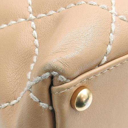 Chanel(샤넬) 금장 COCO로고 와일드 스티치 바겟 토트백 [부산센텀본점] 이미지5 - 고이비토 중고명품