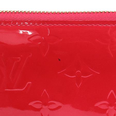 Louis Vuitton(루이비통) M91732 모노그램 베르니 그레나딘 지피월릿 장지갑 [압구정매장]
