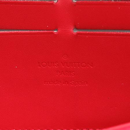 Louis Vuitton(루이비통) M91732 모노그램 베르니 그레나딘 지피월릿 장지갑 [압구정매장] 이미지4 - 고이비토 중고명품