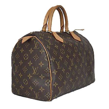 Louis Vuitton(루이비통) M41526 모노그램 캔버스 스피디 30 토트백 [명동매장] 이미지2 - 고이비토 중고명품