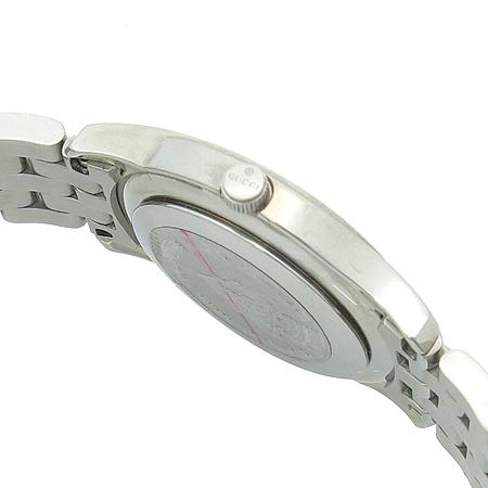 Gucci(구찌) THE G CLASS 5500L 스틸 3색 여성용 시계 이미지5 - 고이비토 중고명품