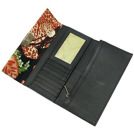 Ferragamo(페라가모) 22 6196 패브릭 장지갑