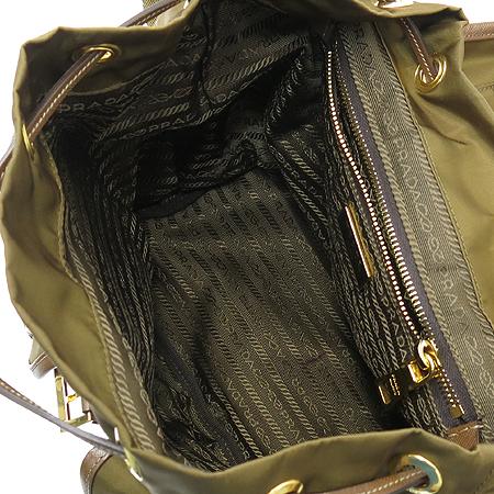 Prada(프라다) BZ0030 ROVERE 컬러 금장 장식 백팩 [압구정매장]