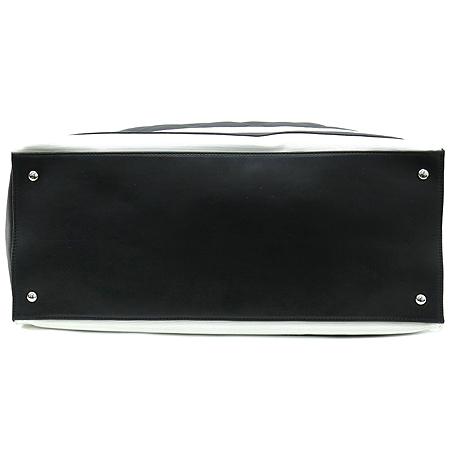 Chanel(샤넬) A47921 램스킨 블랙 로고스티치 LIDO(리도) 은장체인 숄더백 [부산센텀본점] 이미지5 - 고이비토 중고명품