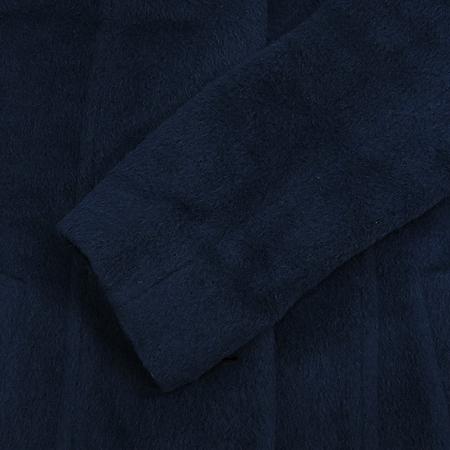 Ecole De Paris(에꼴드파리) 다크블루컬러 알파카혼방 코트 이미지3 - 고이비토 중고명품