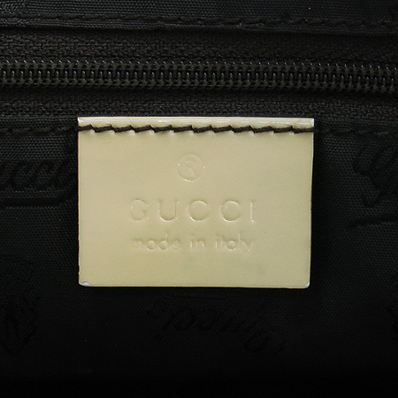 Gucci(구찌) 211971 GG로고 자가드 삼색 스티치 숄더백 [부산센텀본점]