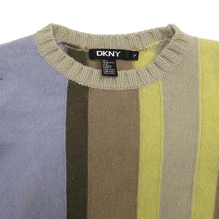 DKNY(도나카란) 멀티컬러 스트라이프패턴 니트 [동대문점]