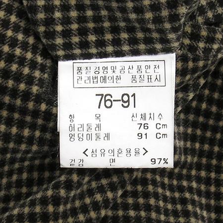MVIO(엠비오) 체크 바지 이미지5 - 고이비토 중고명품