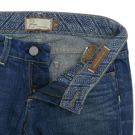 Premium Jeans(프리미엄진) Paige(페이지) 청바지 이미지2 - 고이비토 중고명품