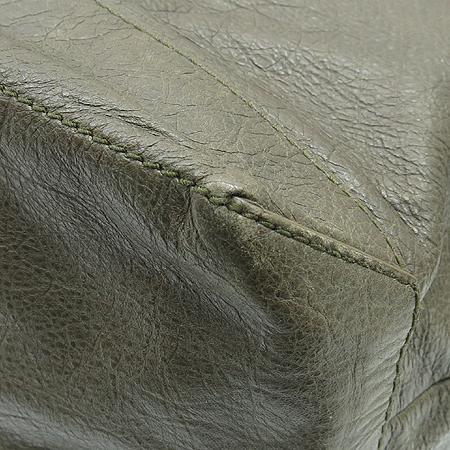 Balenciaga(발렌시아가) 272409 브라운 램스킨 모터 커리어 크로스백