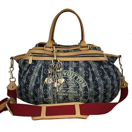 Louis Vuitton(루이비통) M95336 데님 크루즈  카바스 레이예 2WAY +백참 [동대문점]