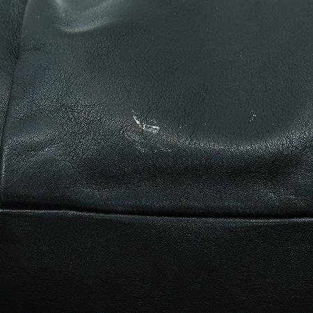 Prada(프라다) BR4281 금장 로고 장식 블랙 레더 2-WAY 이미지5 - 고이비토 중고명품