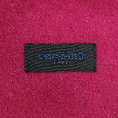 RENOMA(레노마) 캐시미어 100% 핑크 머플러